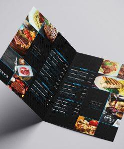 Restaurant menus 1