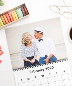 Standard wall calendar 1